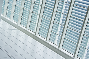 beautiful white blinds - Southern California Window Coverings