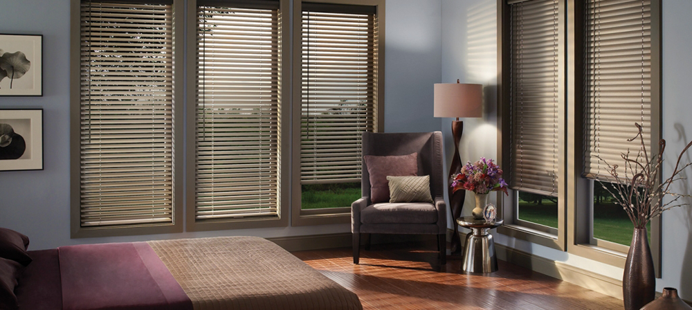 bedroom blinds -Southern California Window Coverings
