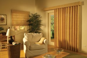 Beautiful Golden Shades - Wildomar Custom Shades