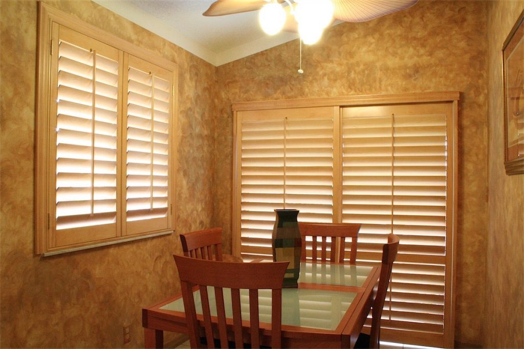 Oceanside Blinds and Shutters