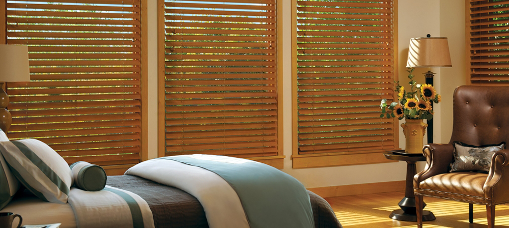 tan bedroom blinds - Southern California Window Coverings