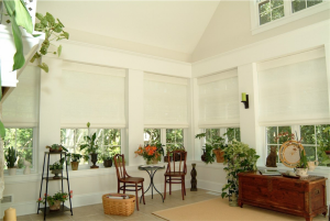 White Shades -Southern California Window Coverings