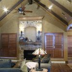 Wooden Shutters - Southern California Window Coverings